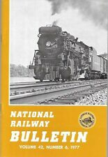 NRHS Bulletin Vol.42 No.6 Tennessee Central Reading Diesel Nomads New Haven Bus