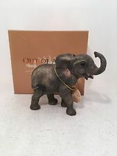 Elephant Calf Baby Out of Africa Leonardo Figurine Ornament *BRAND NEW BOXED*