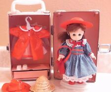 Lucky Lam International Dana Doll With Clothing Accessories And Wardrobe Case