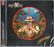 CROSSFIRE - SHARPSHOOTER / LIVE ATTACK - 2 LP ON 1 CD NEW !!! OOP !! RARE !!!
