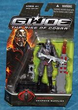 GI Joe Rise of Cobra Destro Action Figure 2008