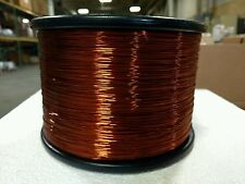 Magnet Wire 24 AWG Gauge Enameled Copper 10lb 220C 8500FT Magnetic Coil Winding
