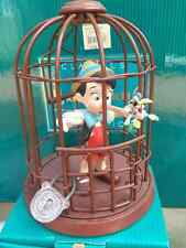 "WDCC WALT DISNEY PINOCCHIO & JIMINY CRICKET ""I'LL NEVER LIE AGAIN"" WITH BOX"
