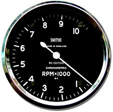 Smiths Rev Counter Motorbike Computer Mouse Mat Motorcycle Tachometer Mouse pad
