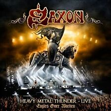 NEW Heavy Metal Thunder Live: Eagles Over Wacken by Saxon CD (CD) Free P&H