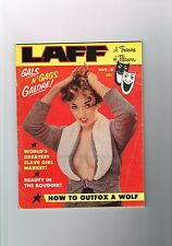 Vintage Laff Magazine September 1959 Sept See my store