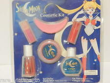 VINTAGE Sailor Moon Cosmetic Kit ~ Lip Tint ~ Blush ~ Nail Polish ~ TOEI Make Up