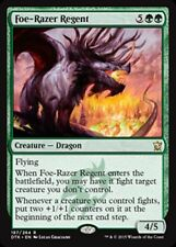Foe-Razer Regent NM X4 Dragons of Tarkir MTG Magic Cards Green  Rare