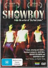 SHOWBOY - AWARD WINNING GAY COWBOY MOVIE - R4 NEW DVD FREE LOCAL POST