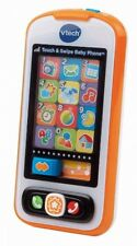 Touch and Swipe Baby Phone Kids Toddler Cell Phone Educational Pretend Play Toy