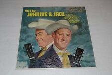 Hits by Johnnie & Jack~RCA Victor LPM-2017~Chet Atkins~FAST SHIPPING