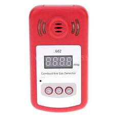Portable Mini Combustible Gas Detector Gas Leak Tester 300-1000ppm 0-50°C R5Z9