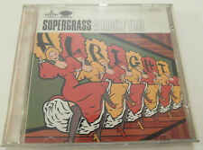 Supergrass - Alright / Time - 4 Track CD Single 1995 - Used very good