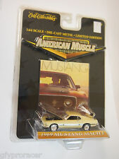 Ertl 1/64th sc American Muscle 1969 Ford Mustang Mach 1 -MIP