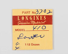 Longines Genuine Material Part #3702 Shock Springs for Cal. 410