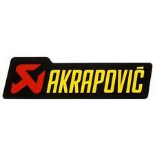 Akrapovic P-HST2AL Logo Sticker 150x45mm