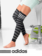 Adidas Womens Muscle Supporting Techfit™ Footless W OVERKNEES F77253