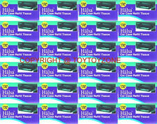 36 NEW HALSA TISSUES REFILLS CAR WIPE FOR TEMPO VISOR