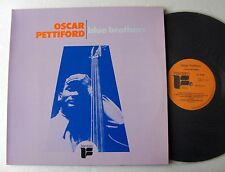 Oscar PETTIFORD Blue brothers FRENCH LP FREEDOM BLP 30135 (1973) - NMint