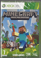 Xbox 360 Minecraft Xbox 360 edition BRAND NEW