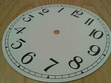 Retro Orologio Quadrante Numeri Arabi 178mm Allume