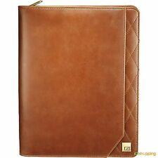 Cutter & Buck® Business Office Organize Bainbridge Zippered Padfolio