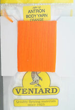 Veniard ANTRON Body Yarn ABY-12 ORANGE