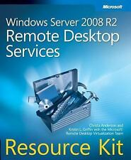 Windows Server 2008 R2 Kit : Remote Desktop Services by Christa Anderson,...