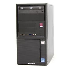 MaxData E-Line Miditower-PC    AMD Sempron 3850, 4 GB, 500 GB HDD