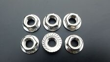 Stainless Steel Sprocket Nut Set for Yamaha YZF R6 from 1999- 2007
