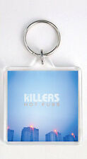 THE KILLERS HOT FUSS 2004 LP COVER KEYRING LLAVERO