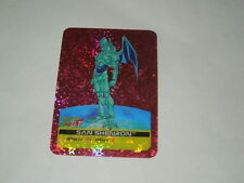 CARTE CARD CARDS LAMINACARDS EDIBAS DRAGON BALL GT-BACKSTAGE 2007 CARTA SINGOLA