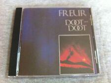 FREUR - Doot Doot CD New Wave / Synth Pop / First Pressing