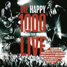 Die Happy - 1000th Show Live *CD*NEU*