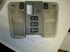 Mercedes-Benz W140 300SE 300SEL GREY dome light with sunroof switch 140 820 0001