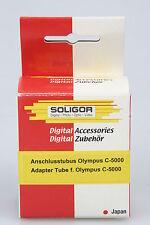 Soligor Digital Zubehör, Anschlusstubus / Adapter Tube für Olympus C-5000