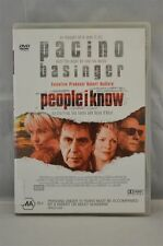 People I Know: (Video EZY exclusive Limited Edition DvD MA15+) Al pacino