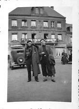 27 VERNEUIL-SUR-AVRE PHOTO HOTEL DU SAUMON 1936
