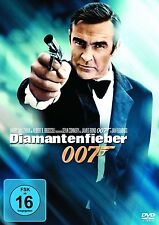 James Bond 007: DIAMANTENFIEBER (Sean Connery) NEU+OVP