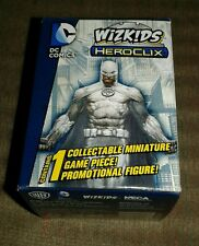 DC HeroClix BATMAN Promo Figure White Lantern NEW SEALED in Box WizKids MIB