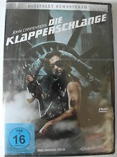 Die Klapperschlange - John Carpenter, Kurt Russell, Lee van Cleef, E. Borgnine