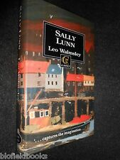 SIGNED COPY: LEO WALMSLEY - Sally Lunn - 1992-1st - Hardcover Bramblewick Series
