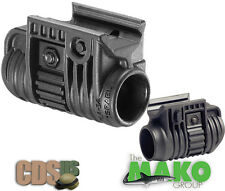MAKO FAB DEFENSE Tactical Flashlight Picatinny Rail Mount Adapter PLA3/4  Black