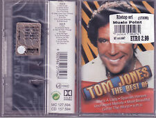 tom jones the best of MC SIGILLATA SEALED
