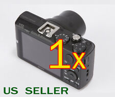 1x Clear LCD Screen Protector Guard Film For Sony CyberShot DSC-HX60 / HX60