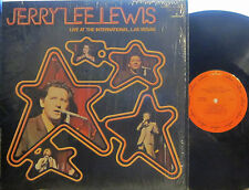 Jerry Lee Lewis - LIVE at the International,Las Vegas (Mercury 61278) Linda Gail