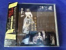 Duran Duran The Wedding Album Japan CD 2Bonus Obi TOCP-7230