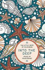 The Little Book of Colouring: Into the Deep: Peace in Your Pocket, Anderson, Amb