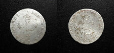 Louis XV - Double sol de billon 1739 Tour - V Troyes - L4L.499