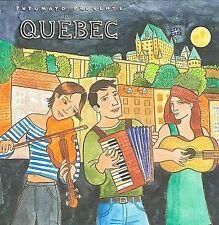 Putumayo Presents Quebec 2008